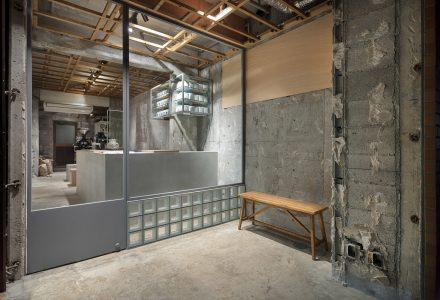 日本神户Voice of Coffe咖啡馆改造设计