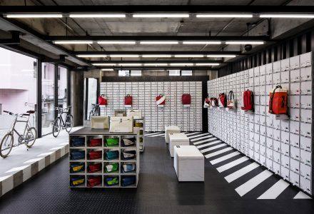 上海·包袋品牌FREITAG中国首家门店