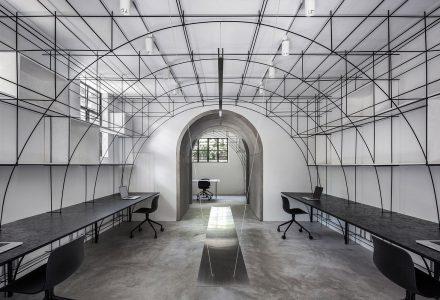 上海MONOARCHI度向建筑办公空间改造设计