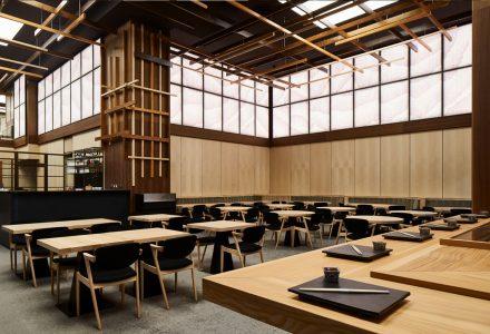 伦敦·YEN精品日料餐厅设计