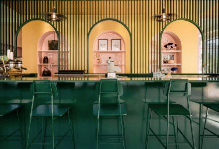 加拿大·Pastel Rita咖啡精品店