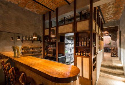墨西哥ACHARA泰式风格餐厅