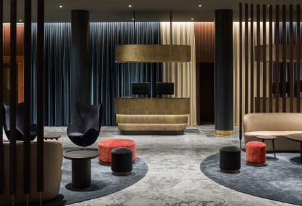 拉迪森SAS皇家精品酒店设计