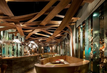 巴塞罗那·Ikibana美食融合餐厅