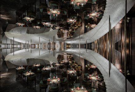 """广州·""""宋·川菜""""中式餐厅设计 / 共和都市"""