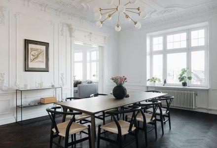斯德哥尔摩华丽的精品公寓 / ESNY