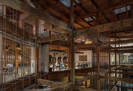 新奥尔良The Shop联合办公空间设计