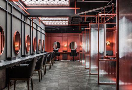 杭州·万象汇杜尚造型美发店设计