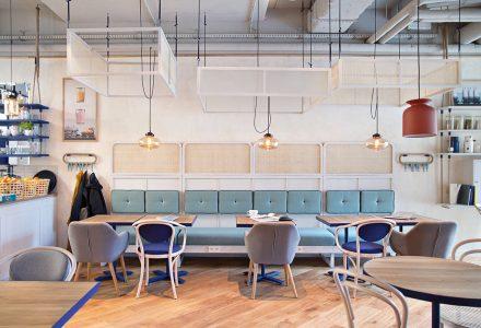 波兰Fanaberia Crepes&Cafe法式咖啡简餐餐厅