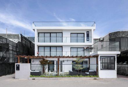 深圳·大鹏·辰礼精品酒店设计