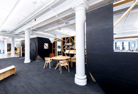 财经新闻网站Quartz曼哈顿总部办公室设计