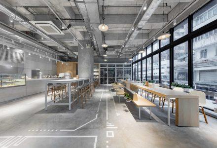 香港·NOC Coffee Co.精品咖啡概念店
