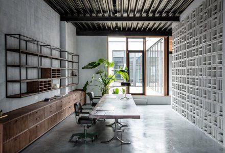 比利时Brabo办公空间设计
