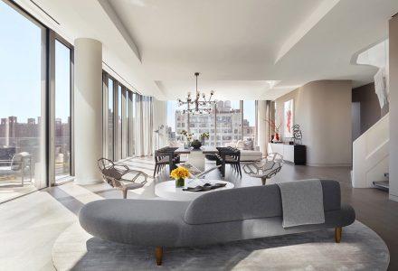 520 West 28th顶层豪华公寓设计 / 扎哈·哈迪德