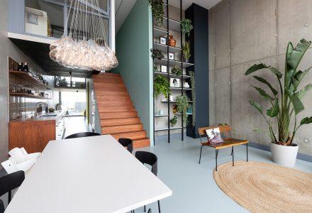 阿姆斯特丹Superlofts酒店式公寓设计