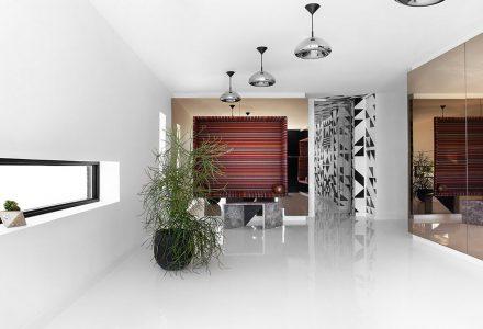 加拿大超现代摩洛哥风格OVO办公室设计