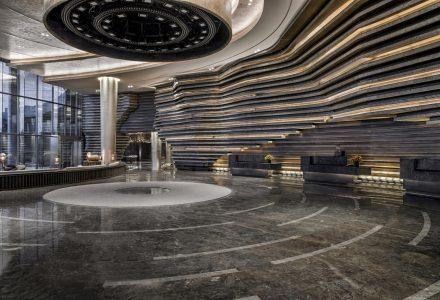 上海·佘山世茂深坑洲际酒店 / CCD