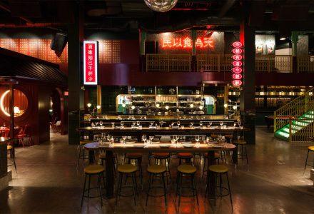 加拿大魁北克Miss Wong中餐厅设计