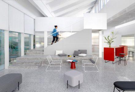 中汇影视CWITM北京新办公室设计