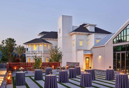 北加州葡萄酒之乡Las Alcobas精品酒店 / 雅布设计