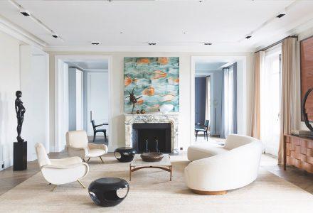 巴黎·豪华精品公寓翻新设计