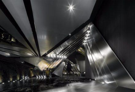 广州·东豪D-Force俱乐部会所设计 / 共和都市