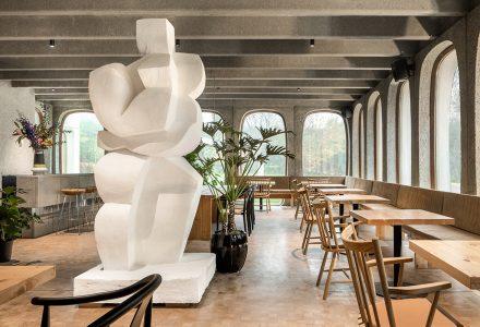 比利时Fosbury&Sons办公空间设计