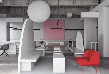 """汕头·X游戏""""形色界""""办公室设计"""