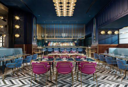 米兰·Motta Milano 1928轻奢风酒吧餐厅
