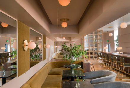纽约·华丽轻复古风葡萄酒酒吧