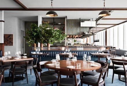 纽约·Manhatta精品酒吧餐厅+私人会所宴会厅