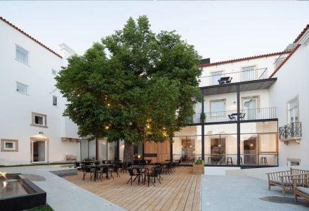 葡萄牙·科英布拉酒店改造设计 / depA