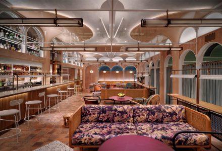 香港·庄馆John Anthony精品中餐厅设计