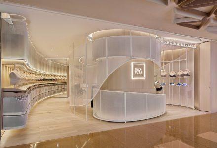 """香港·""""第二肌肤""""维珍尼品牌概念店"""