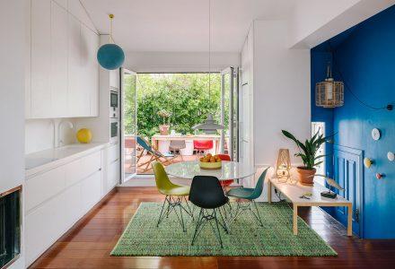 马德里G住宅空间设计