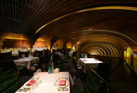 """北京·""""超现实体验""""梦幻的MS-II酒吧餐厅"""