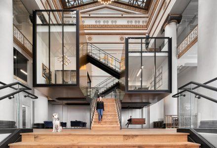 美国波特兰科技公司Expensify办公空间设计