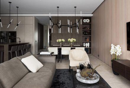 Lc writer Apartments现代简约公寓设计