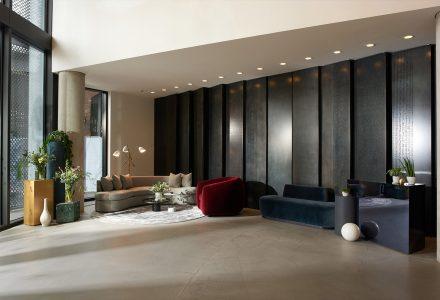 伦敦Gasholders英式现代公寓样板间