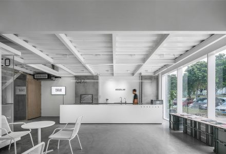 广东边界实验设计工作室(Edgelab)办公室