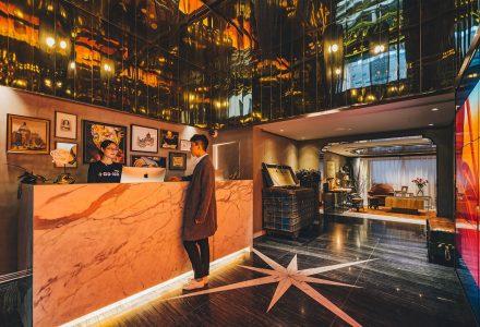上海·亚朵The Drama戏剧主题酒店设计
