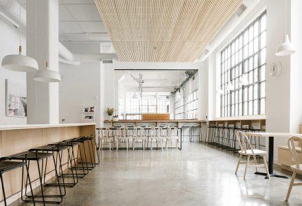美国波特兰Work&Co办公空间设计