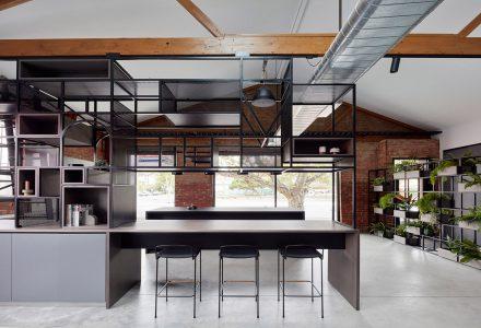 澳大利亚Studio 103设计工作室办公室