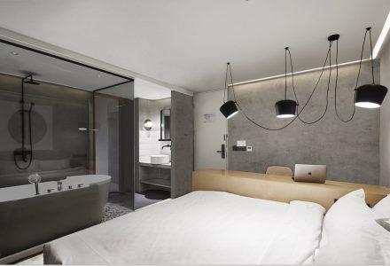 上海·尖微外滩酒店设计