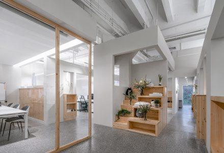 上海和睿规划建筑设计(ORIA)办公室