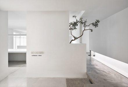 杭州极简的设谷设计事务所办公室