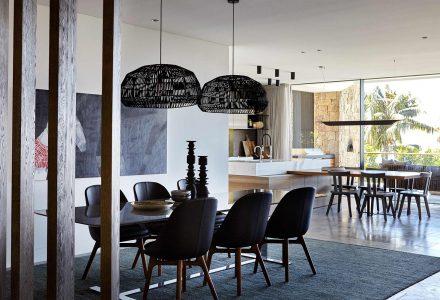 悉尼精致优雅的家庭住宅设计