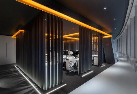 北京MQ(麦格瑞)智能公司研发中心设计