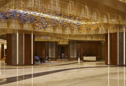 澳门·美狮美高梅酒店公共空间设计