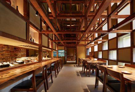 成都·炉端烧源六+会席尺八日料餐厅
